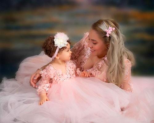 отношения между мамой и дочкой