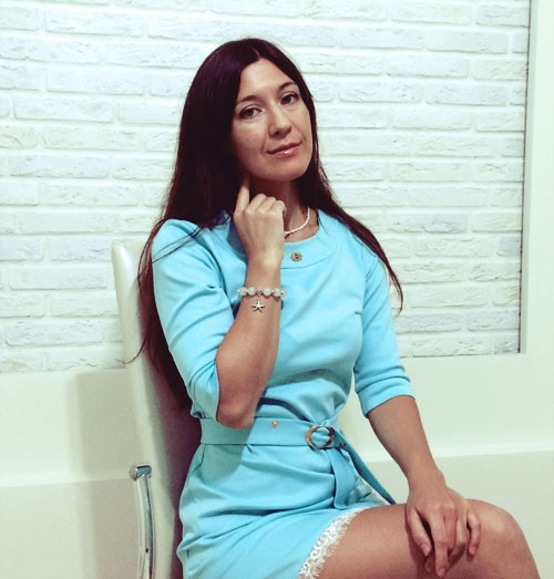 Марина Власова - мастер женских практик