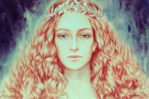 женский архетип Богиня