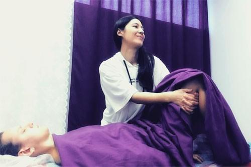Гавайский массаж с Мариной Власовой