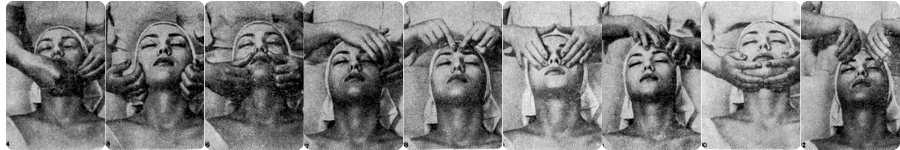 Курсы массажа лица. Классическая техника